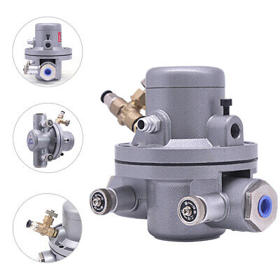 "Industrial Pneumatic Diaphragm Pump Single Head 3/8"" Inlet and Outlet Water Pump"
