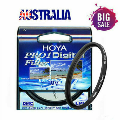 49/52/55/58/62/72/77/82mm Hoya Pro1 UV DMC Digital Filter Multicoated Pro 1D