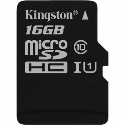 16 GB Kingston Canvas Select microSDHC Class 10 UHS-I Retail