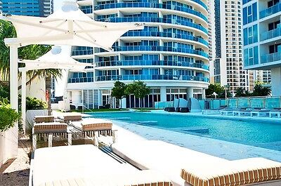 GOLD COAST ACCOMMODATION NEW H-Residences $1250 7 Nights Level 39 - 2 Bed Ocean