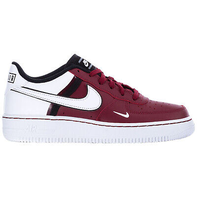 Nike Air Force 1 LV8 2 Leather Low-top Lace-up Sneakers Youth Trainers