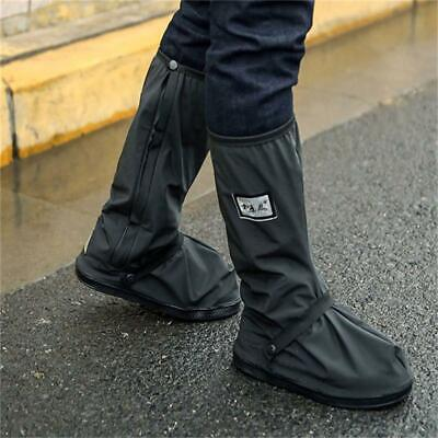 Silicone Overshoes Rain Waterproof Shoe Covers Boot Cover Protector DS