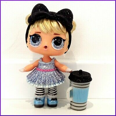 44. LOL Surprise doll Curious Q.T. series Glam Glitter - original (not china)