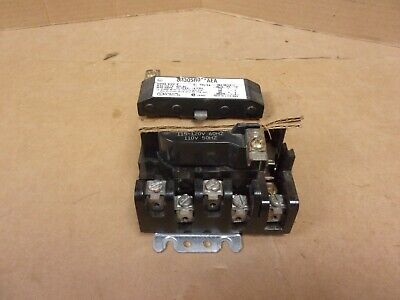 GE CR305R0 Magnetic Contactor Size 0 , Coil 120V