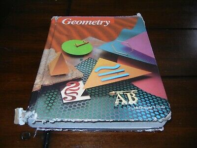 McDougal Littell Jurgensen Geometry ISBN 9780395977279