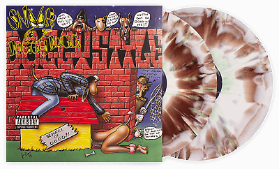 Snoop Dogg - Doggystyle Vinyl Me Please Limited Edition Brown Mint Splatter LP