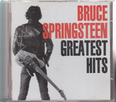 """BRUCE SPRINGSTEEN """"Greatest Hits"""" CD"""
