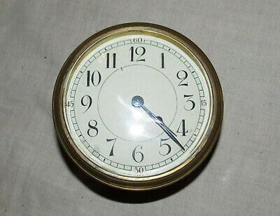 Good quality clock movement Made in France antique clock