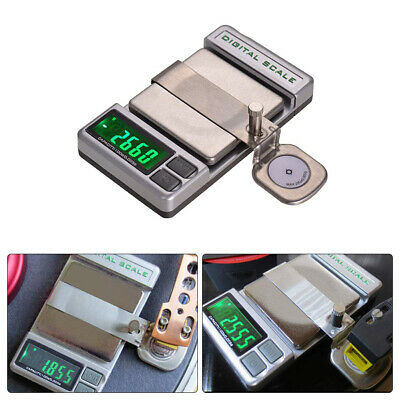 AU 100g 0.01 DIGITAL POCKET SCALES JEWELLERY ELECTRONIC Milligram Micro Mg