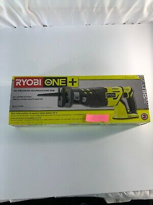 RYOBI ONE + 18 Volt Brushless Recipricating Saw P517 Tool Only New