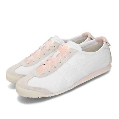Asics Onitsuka Tiger Mexico 66 White Breeze Pink Women Casual Shoes 1182A104-100