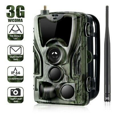 Outdoor scouting Cam 3g Trail Hunting 1080p 16mp Mms/SMTP  Night Vision Wildlife