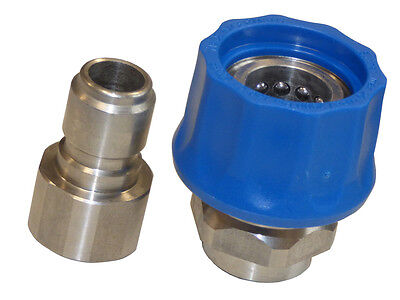 "Quick Coupling Rapid Snap 3/8 "" IG for Nilfisk Alto Poseidon Neptune"