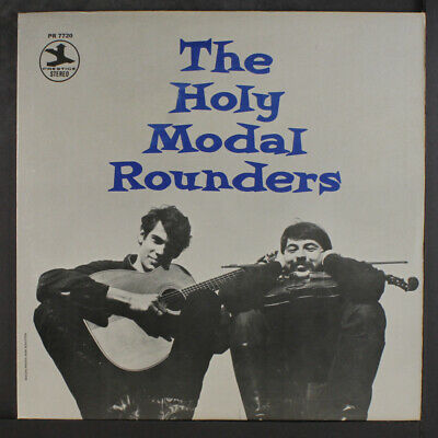 HOLY MODAL ROUNDERS: The Holy Modal Rounders LP (ES, 70s 2nd pressing)