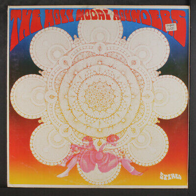 HOLY MODAL ROUNDERS: Indian War Whoop LP (Italy, re, sm toc, sm corner bend)