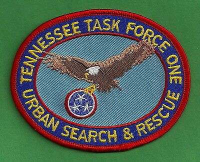 Tennessee Usar Urban Search And Rescue Team Patch