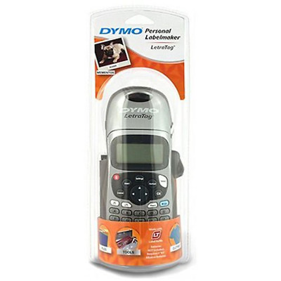 *DYMO LetraTag LT-100H Handheld Label Maker BRAND NEW FACTORY SEALED SHIPPED