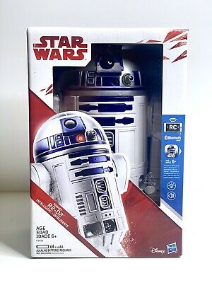2002 Star Wars Hasbro R2-D2 Interactive Astromech Droid Robot, Voice Activated