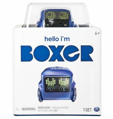 Boxer Interactive Ai Robot Toy By Spinmaster 🔥 Bnib Blue Or Blcak 🔥 Rrp $120