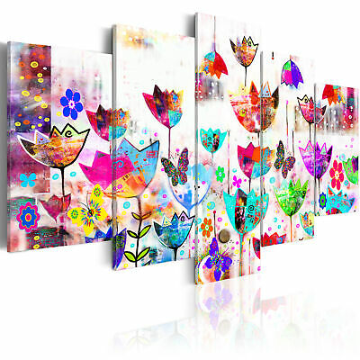 ABSTRACT Canvas Print Framed Wall Art Picure Photo Image 020101-171