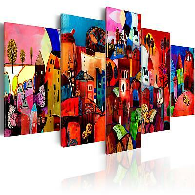 ABSTRACT Canvas Print Framed Wall Art Picure Photo Image 0051447