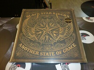 Black Star Riders - Another State Of Grace Ltd Picture Disc Lp Mint/Sealed