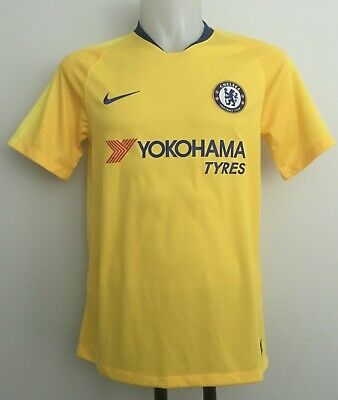 Chelsea 2018-19 S/S Away Shirt By Nike Size Men's Medium Brand New Without Tags