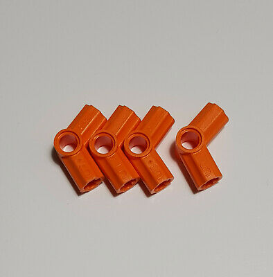 20x Lego Technic NEU Pin Verbinder lang 3 Muffe orange 32054 Technik 4140428 NEU