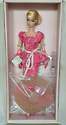 2015 Gold Label BFMC Silkstone FASHIONABLY FLORAL Barbie