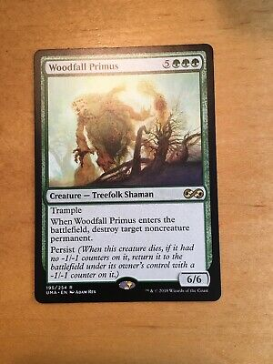 Magic the Gathering 1x WOODFALL PRIMUS Ultimate Masters MTG NM