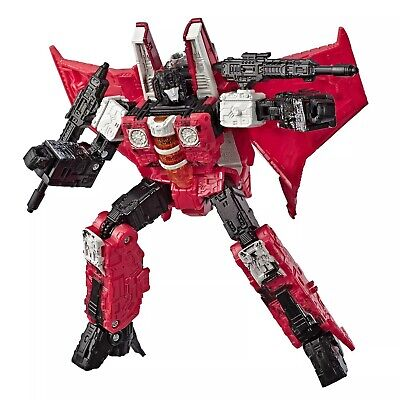 Hasbro Transformers Generations Selects WFC-GS02 Red Wing NIB