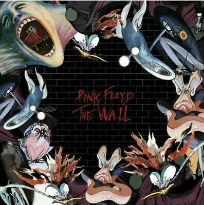 Pink Floyd – The Wall Immersion Boxset 6 X Cd  & Dvd - New & Sealed