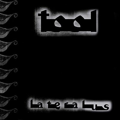 TOOL Lateralus CD BRAND NEW Anatomy Booklet & Slipcase