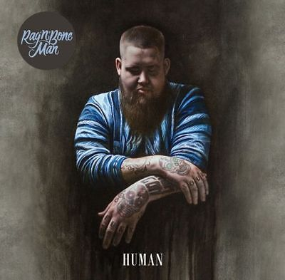 RAG 'N' BONE MAN Human CD BRAND NEW Bonus Tracks