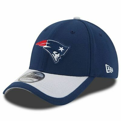 NFL Youth New England Patriots New Era 39Thirty Fitted On field Hat  Cap New