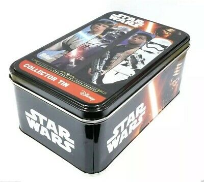 Star Wars The Force Awakens Collectible Tin (misc1)