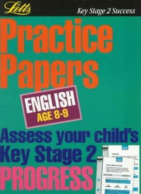 **OP**KS2 Practice Papers: English 8-9: Age 8-9 (Key Stage 2 practice papers)-