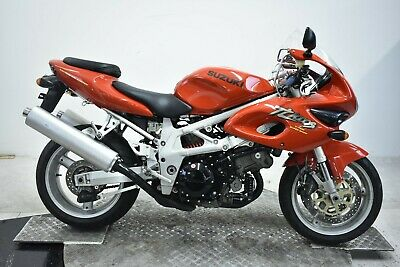 Suzuki Tl1000S-1996-Red-Nice -Fresh Japanese Import-Clean Summer Project-Nice