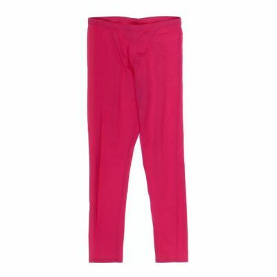 Faded Glory Girls  Leggings size 14,  pink,  cotton, spandex