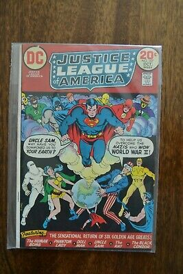Justice League of America (1960 1st Series) #102 FN+