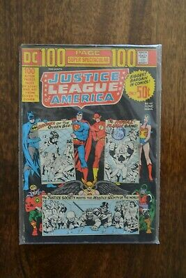 DC 100 Page Super Spectacular (1971) #17 FN/FN+