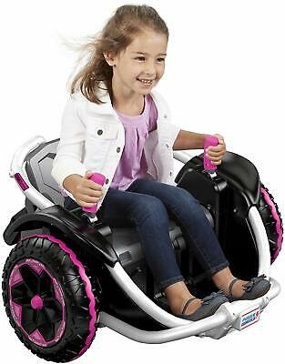 Power Wheels Wild Thing 12V Kids Ride-On Vehicle Pink / BLACK -NEW-FREE SHIPPING