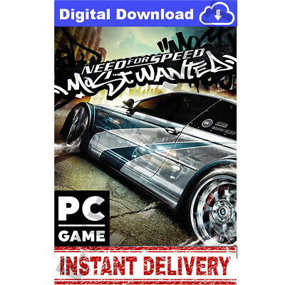 Need for Speed: Most Wanted PC 2005 | NFS Most Wanted INSTANT FAST SHIPPING