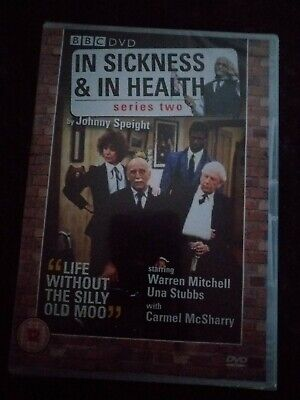 In Sickness And In Health - Series 2 (DVD, 2008)