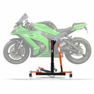 Zentralständer ConStands Power Evo Kawasaki ZX-10R 16-20 orange