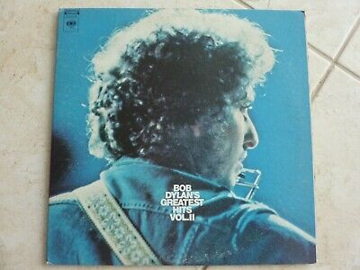 Bob Dylan Greatest Hits Vol.ii Gatefold 2Lp Set Columbia Records Vinyl Lp