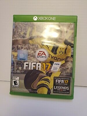 EA Sports FIFA 17 Xbox One Video Game Electronic Arts