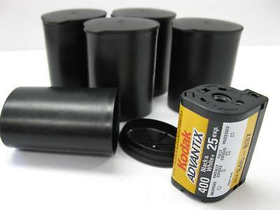 5 Rolls Kodak Advantix B&W APS ISO 400 25 Exp Rare Black & White Advanced Photo