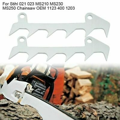 Felling Bumper Spike For STIHL MS250 017 018 021 023 MS170 MS230 New Hot 2018