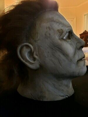 Michael Myers Halloween 2018 Mask H40 Pro Rehaul Includes brand new TOTS Mask
